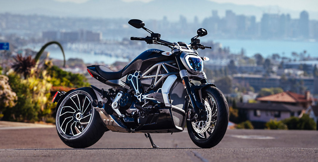 2016 Ducati Xdiavel S First Ride Review Rider Magazine