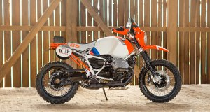 BMW Concept Bike: Lac Rose. (Photos: BMW Motorrad)