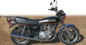 1978 Suzuki GS1000.