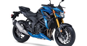 Suzuki has updated its GSX-S750 and GSX-S750Z naked sportbikes for 2018, making them Euro4 compliant and adding traction control and optional ABS.