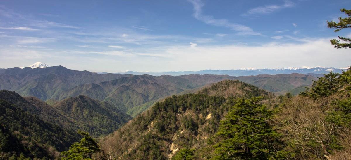 Mt. Obora hike