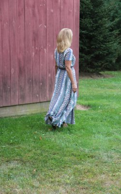 The Betty Maxi Dress