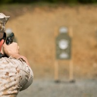 Shooting the USMC Pistol Qualification: Combat Pistol Program (CPP)