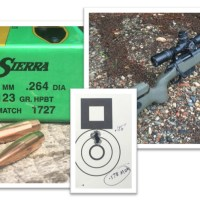 6.5 Creedmoor 123 Sierra MatchKing (SMK) HPBT load development with H4350 and Varget