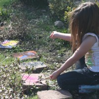 Ideas for Outdoor Play in the Springtime