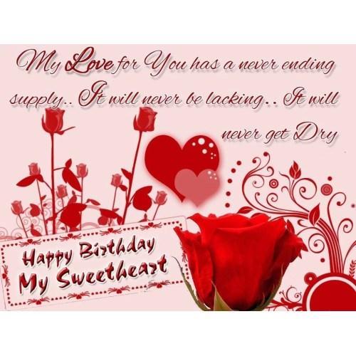 Medium Crop Of Happy Birthday Heart