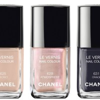 Chanel Fall 2014 neglelakker