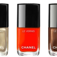 Chanel Summer 2016 Nail Polish