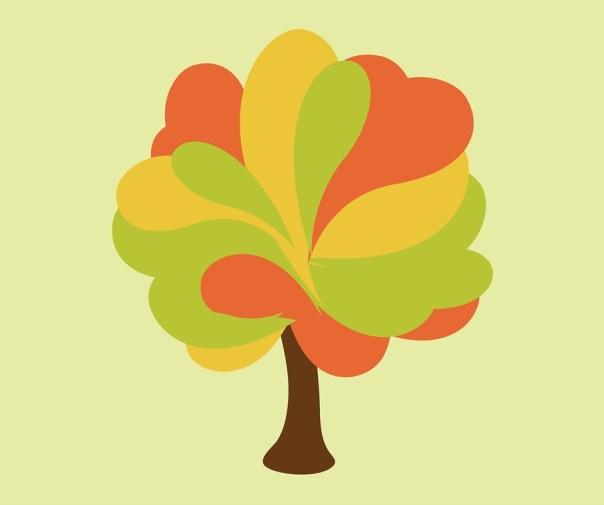 Poesi digt om et træ og alderdom