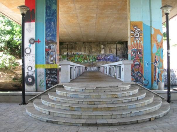 Graffiti Podgorica