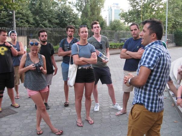 Guidet tur Tirana