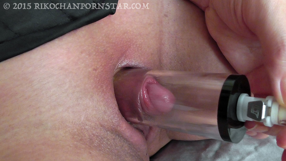 stories Clit pumping