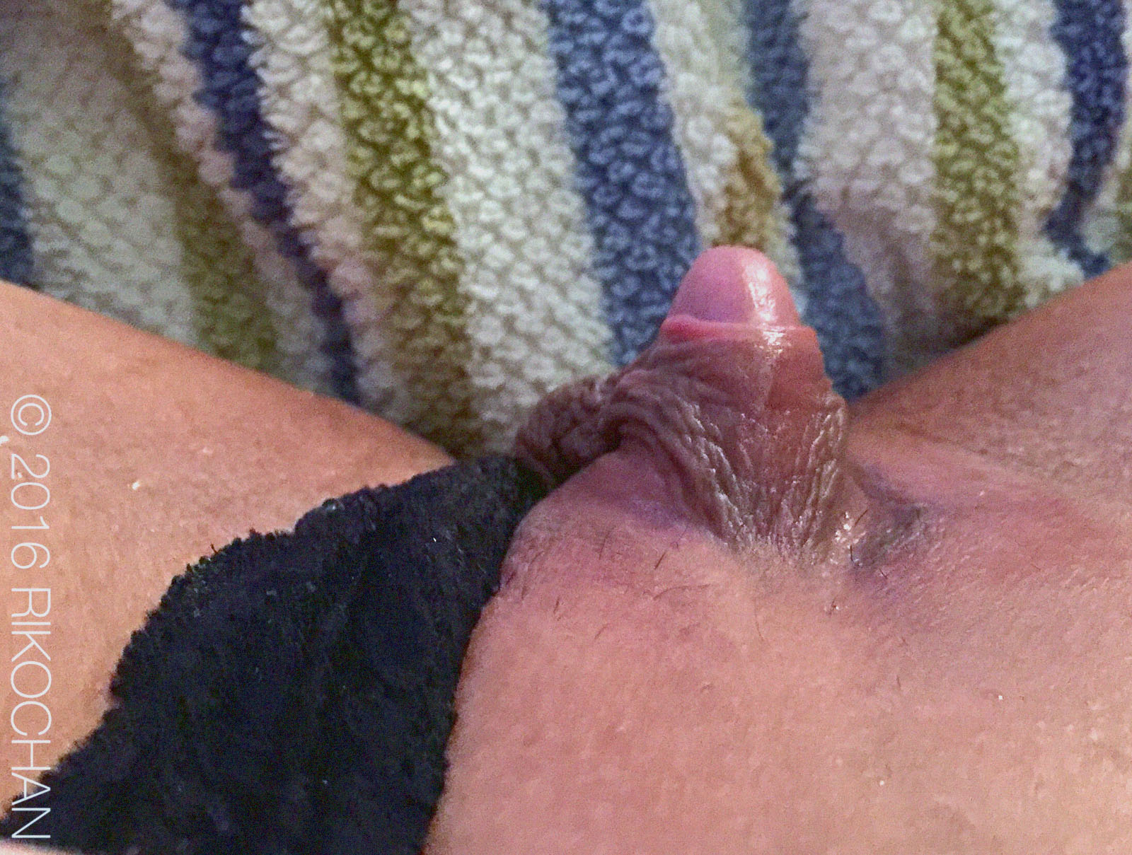 Women nude clitoris had get
