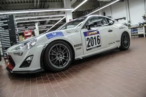 Toyota Motorsport producirá el GT86 CS-R3 para clientes de Rallyes europeos