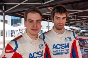 ACSM Rallye Team en Ferrol con tres equipos de hermanos
