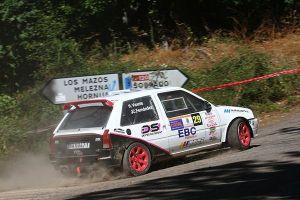 Madrileños por el Rallye del Bierzo