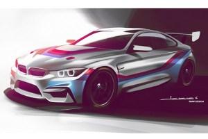 BMW M4 GT4, el