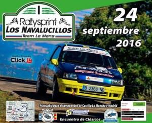 27 inscritos para el I Rallysprint Los Navalucillos