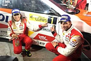 Un aragonés Campeón de España de Rallyes
