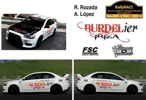 Roberto Rozada debutará en el mundial en el 52º Rally RACC