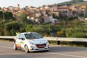 Gran resultado de Yeray Lemes y Rogelio Peñate para GC Motorsport en el Rallye de España