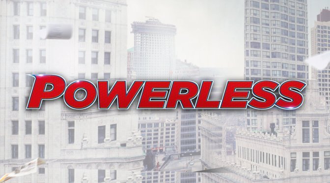 Powerless la primera comedia de DC llega a la pantalla chica