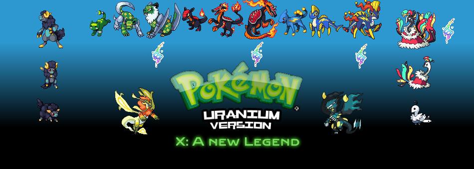 Conoce Pokemon Uranium