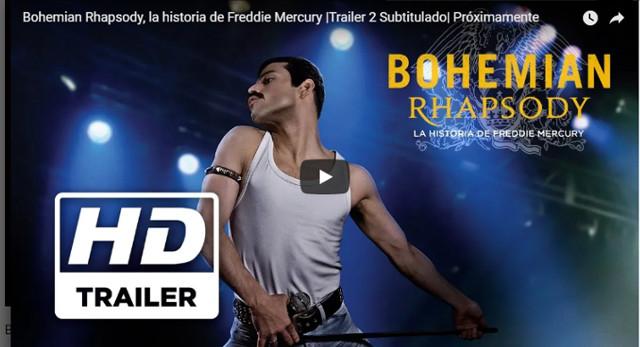 Bohemia Rhapsody | Nuevo trailer