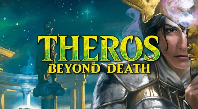 Presentación de Magic Theros Beyond Death