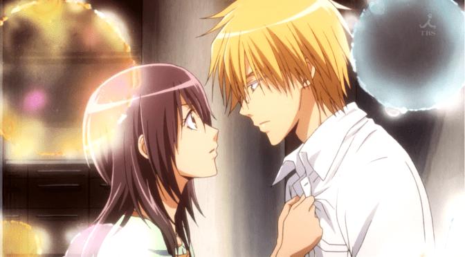 Las 6 parejas más románticas del anime