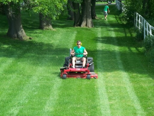 Bryan Ring Lawn Mowing