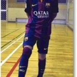 細川楓(サッカー選手)がバルセロナで活躍?身長と体重も気になる!
