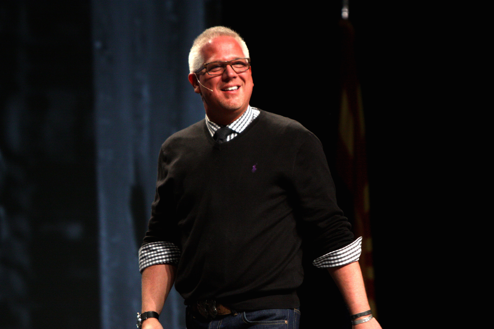 Glenn Beck: Election of Clinton is 'moral, ethical, choice'