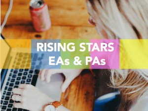 Rising Stars EAs and PAs