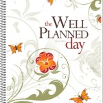 The Well Planned Day