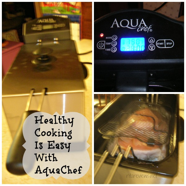 Healthy Cooking with AquaChef
