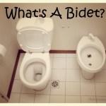 What's a Bidet