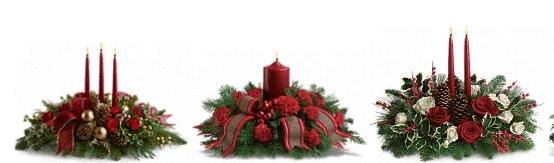 Teleflora christmas giveaway