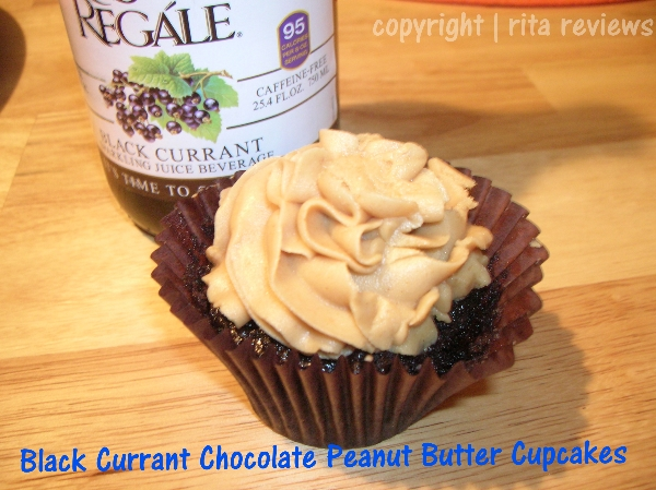 Black Currant Chocolate Peanut Butter Cup