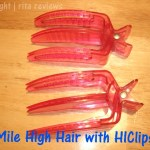 Mile High Hair with HIClips