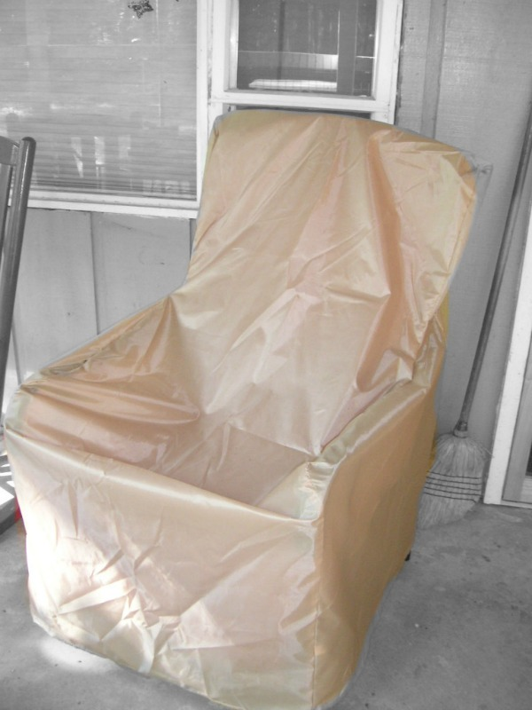 Covered Chair