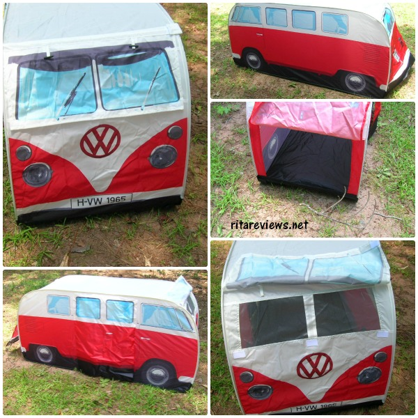 Kids VW Camper Tent