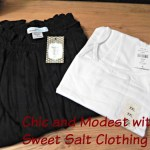 Chic and Modest with Sweet Salt Clothing