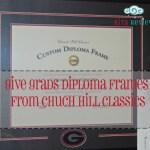 Give Grads Diploma Frames