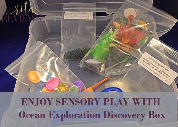 Ocean Exploration Discovery Box