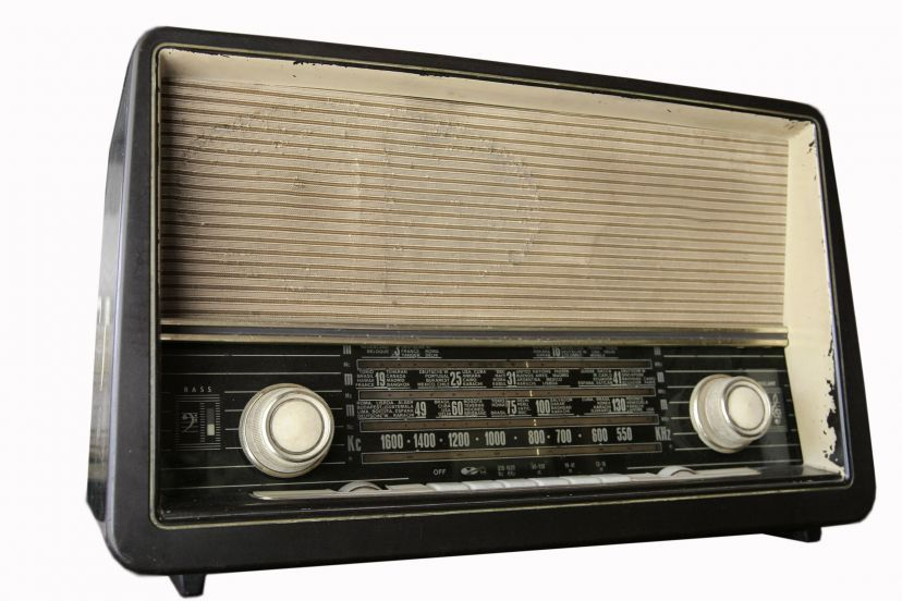 History of Radio     RITME IN CORETAN 1907077 m
