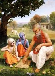 Sage Sandipani - teacher of Krishna and Balrama