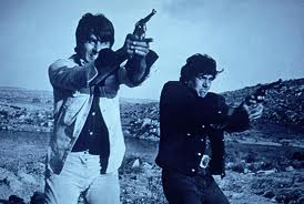 Jai and Veeru in Sholay - great hindi movie