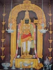 Uttara Swaminatha at Malai Mandir