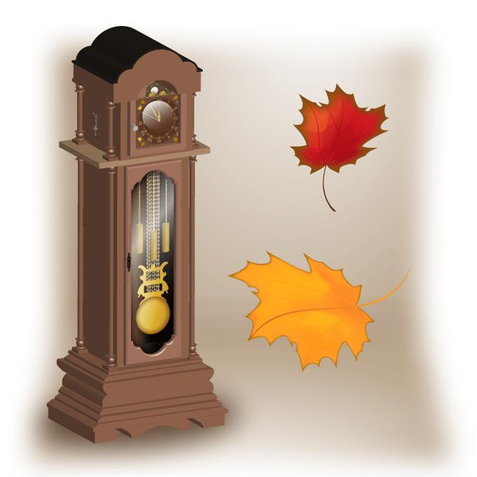 The-grandfather-clock